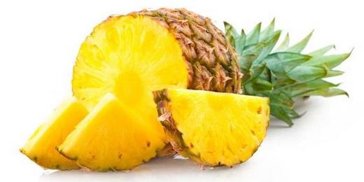 Калорийность свежего ананаса