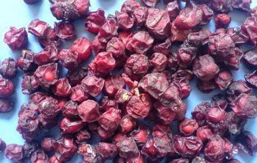 Замороженные ягоды лимонника