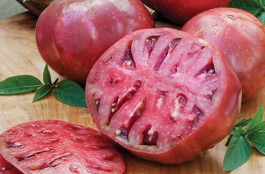 Описание розовых сортов томата