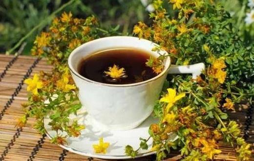 Трава зверобой для чая