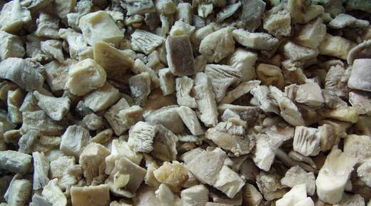 Замороженные грибы вешенки