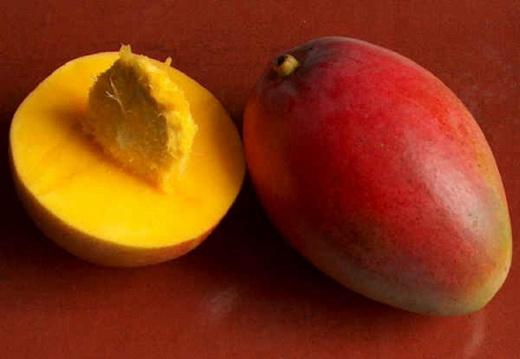 Косточка плода манго
